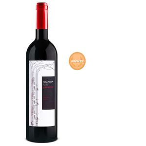 VIN ROUGE Chapillon Cuvée Harmonie 2014 Aragon - Vin rouge d