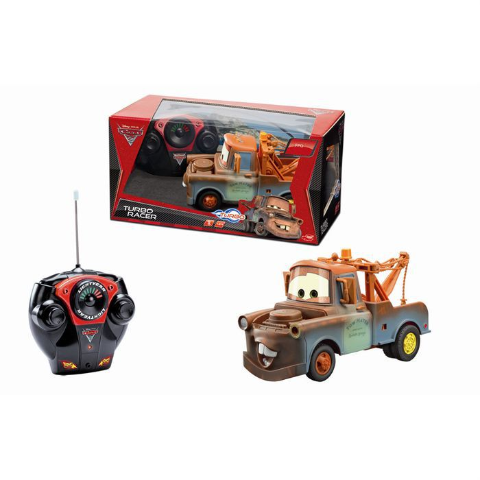 cars 2 martin v hicule radiocommand 1 24 achat vente voiture camion cdiscount. Black Bedroom Furniture Sets. Home Design Ideas