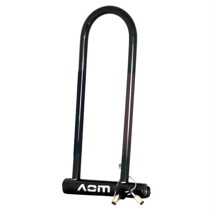 ANTIVOL - BLOQUE ROUE AOM Antivol Anse Moto - Cyclo 160x320 mm