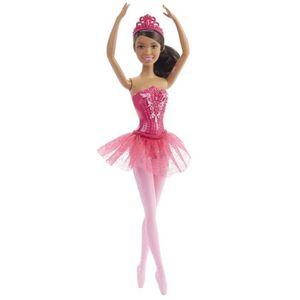 POUPÉE BARBIE -poupee mannequin Ballerine Nikki - Multico