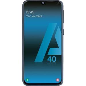 SMARTPHONE Samsung Galaxy A40 Noir