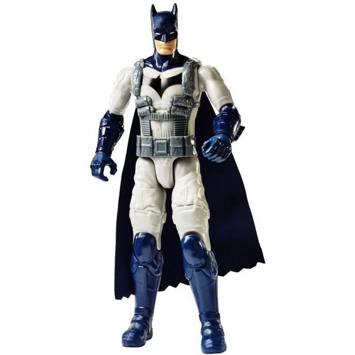 FIGURINE - PERSONNAGE BATMAN - Figurine 30 CM - Batman Combinaison Blind
