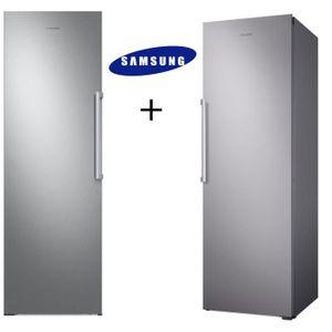 RÉFRIGÉRATEUR CLASSIQUE PACK FROID SAMSUNG RR39M7000SA-Réfrigérateur-385 L