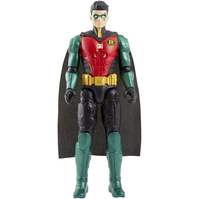 FIGURINE - PERSONNAGE JUSTICE LEAGUE - Figurine Robin - Batman Missions