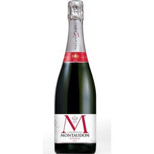 CHAMPAGNE Champagne Montaudon Cuvée M - 75 cl