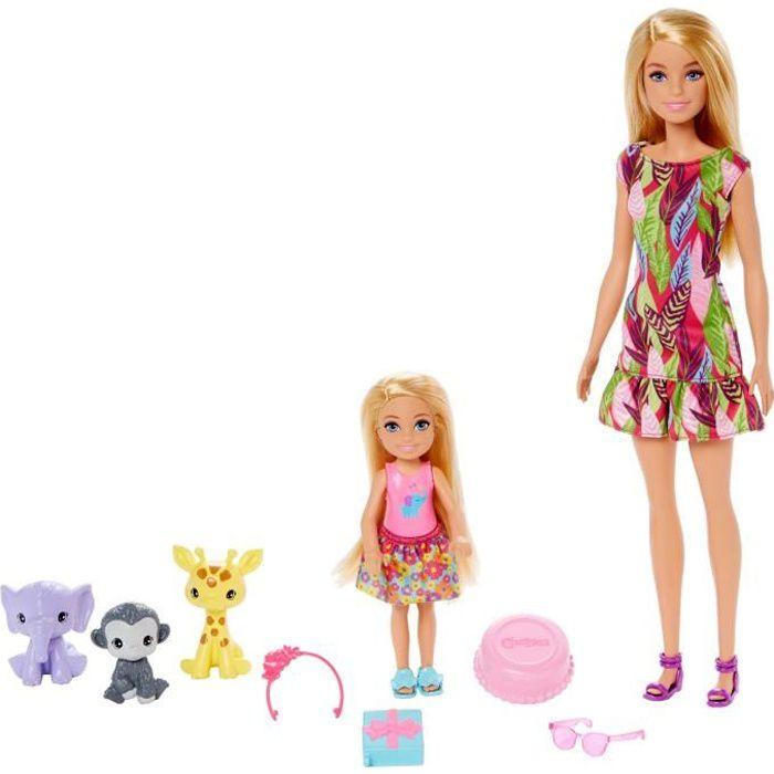 Neuf dans sa boîte Plage//Beach NOUVEAU Bikini MATTEL Poupée Barbie