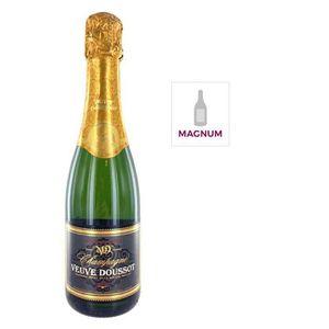 CHAMPAGNE Magnum Champagne Veuve Doussot Brut Grande Cuvé...