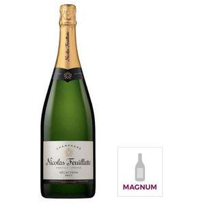 CHAMPAGNE Champagne Nicolas Feuillatte Brut Sélection Magnum