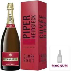 CHAMPAGNE Piper-Heidsieck Brut Champagne 150 cl - 12° + ETUI