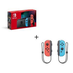 CONSOLE NINTENDO SWITCH Pack Nintendo Switch Neon : Nouvelle version, Meil