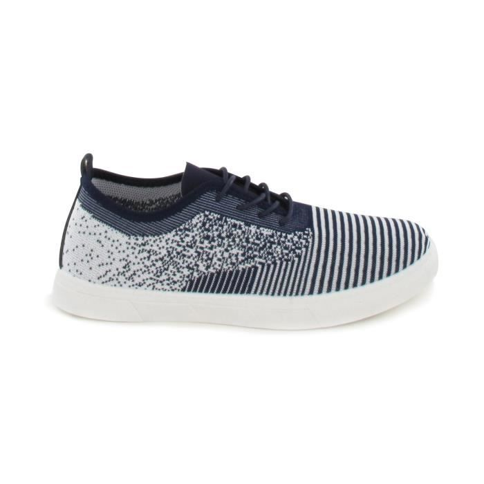 Be Homme Bleues Baskets En Herman Toile Only YwrqPUxY