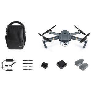 DRONE DJI Drone MAVIC PRO Fly More Combo - Wifi - Autono