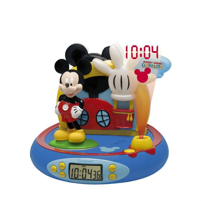 radio r veil projecteur mickey achat vente r veil enfant cdiscount. Black Bedroom Furniture Sets. Home Design Ideas