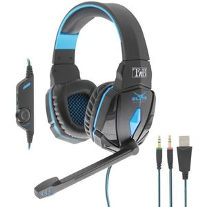 CASQUE  - MICROPHONE T'nB casque Gaming Elite