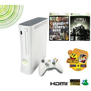 CONSOLE XBOX 360 PACK XBOX 360 ARCADE BEST OF GAMER
