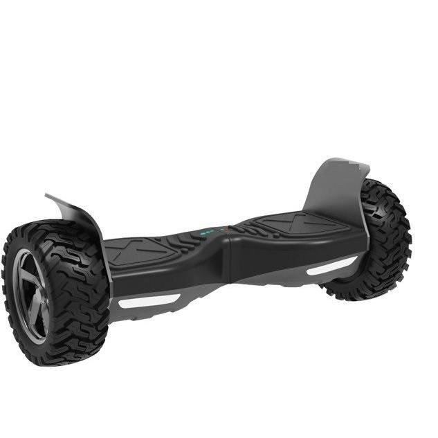 taagway hoverboard tout terrain hammer 8 2 x 350 w avec bluetooth noir achat vente. Black Bedroom Furniture Sets. Home Design Ideas