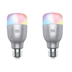 AMPOULE INTELLIGENTE XIAOMI 2 ampoules LED connectées - 800lm - E27 - 1