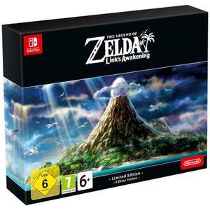 JEU NINTENDO SWITCH The Legend of Zelda : Link's Awakening - Édition L