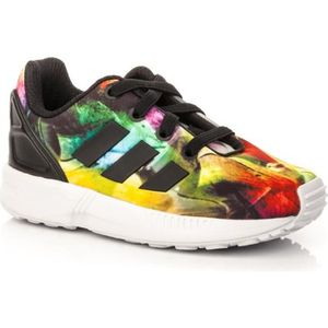 BASKET ADIDAS Baskets ZX Flux Multicolore Mixte