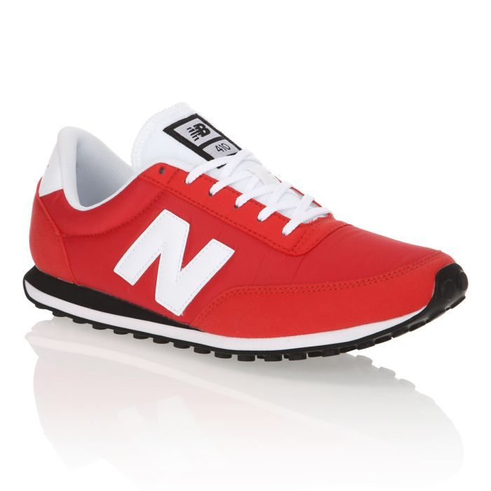 new balance u410 homme rouge