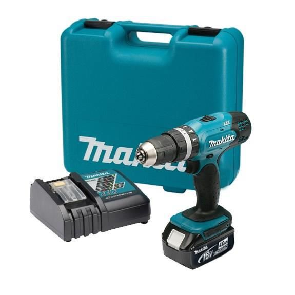 Perceuse percussion makita 18v 4ah