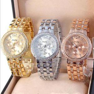 PACK MONTRE SHARPHY Lot de 3 montres bracelets - Pour femme -