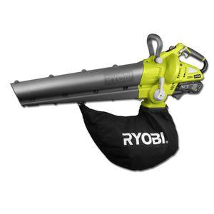 ASPIRATEUR - SOUFFLEUR RYOBI aspirateur 30 cm³/0,75 kW - StartEasy™