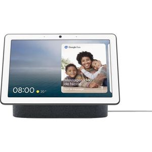 ASSISTANT VOCAL GOOGLE Nest Hub Max Anthracite