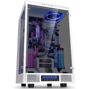 BOITIER PC  Thermaltake Boîtier PC The Tower 900 - Snow Editio