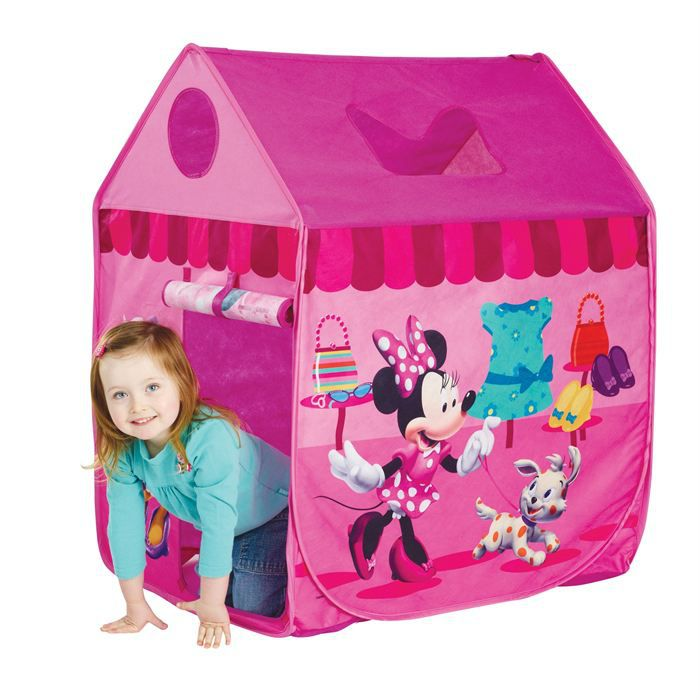 tente enfant minnie achat vente tente tunnel d 39 activit cdiscount. Black Bedroom Furniture Sets. Home Design Ideas