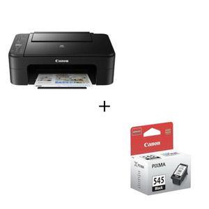 PACK IMPRIMANTE CANON Imprimante Multifonctions PIXMA TS 3350 + Ca