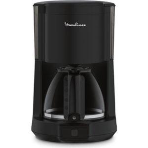 CAFETIÈRE MOULINEX FG272N10 Cafetière filtre noire mate 10/1