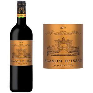 VIN ROUGE Blason d'Issan 2011 Margaux - Vin rouge de Bordeau