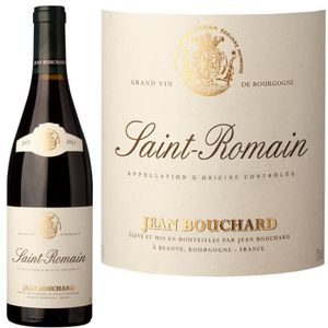 VIN ROUGE Jean Bouchard 2011 Saint Romain - Vin rouge de Bou