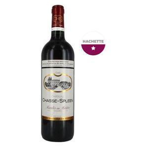 VIN ROUGE Château Chasse Spleen 2012  Moulis  - Vin rouge de
