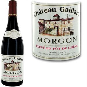 VIN ROUGE Château Gaillard Morgon 2015