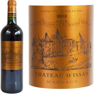 VIN ROUGE Issan Margaux 2012 - Vin rouge