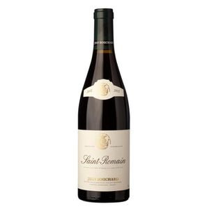 VIN ROUGE Jean Bouchard 2012 Saint Romain - Vin rouge de Bou