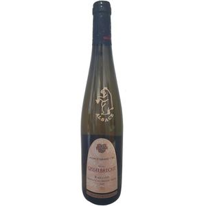 VIN BLANC Gisselbrecht 2015 Riesling Grand Cru Muenchberg -