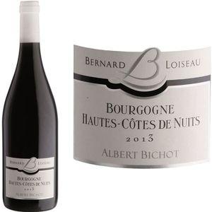 VIN ROUGE Bernard Loiseau Albert Bichot 2013 Hautes Côtes de