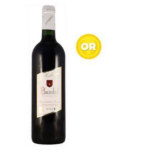 VIN ROUGE Domaine le Galantin La Cabasonne 2014 Bandol - Vin