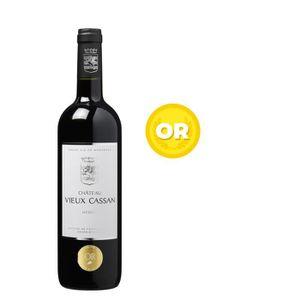 VIN ROUGE Château Vieux Cassan 2014 Médoc - Vin rouge de Bor