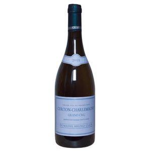 VIN BLANC Domaine Bruno Clair 2015 Corton-Charlemagne Grand