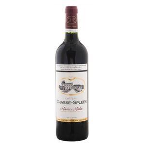 VIN ROUGE Château Chasse Spleen 2016 Moulis - Vin rouge de B