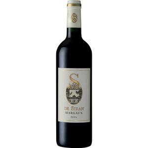 VIN ROUGE S De Siran 2016 Margaux - Vin rouge de Bordeaux