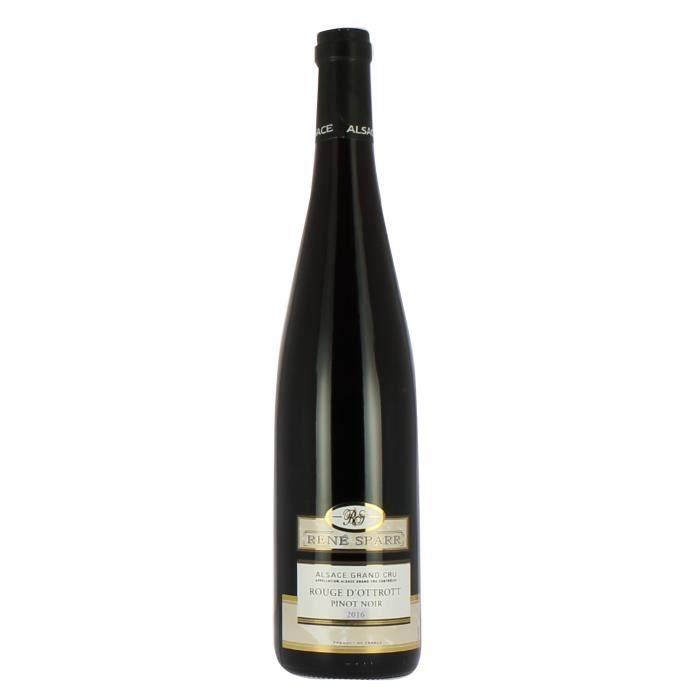 VIN ROUGE René Sparr 2016 Pinot Noir Ottrott - Vin rouge d'A