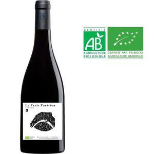 VIN ROUGE Les Vignerons Parisiens Le Petit Parisien 2017 Vin