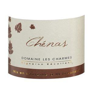 VIN ROUGE Domaine Les Charmes 2018 Chenas - Vin rouge du Bea