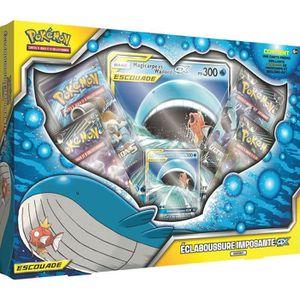 CARTE A COLLECTIONNER POKEMON - Coffret Pokémon ECLABOUSSURE IMPOSANTE G