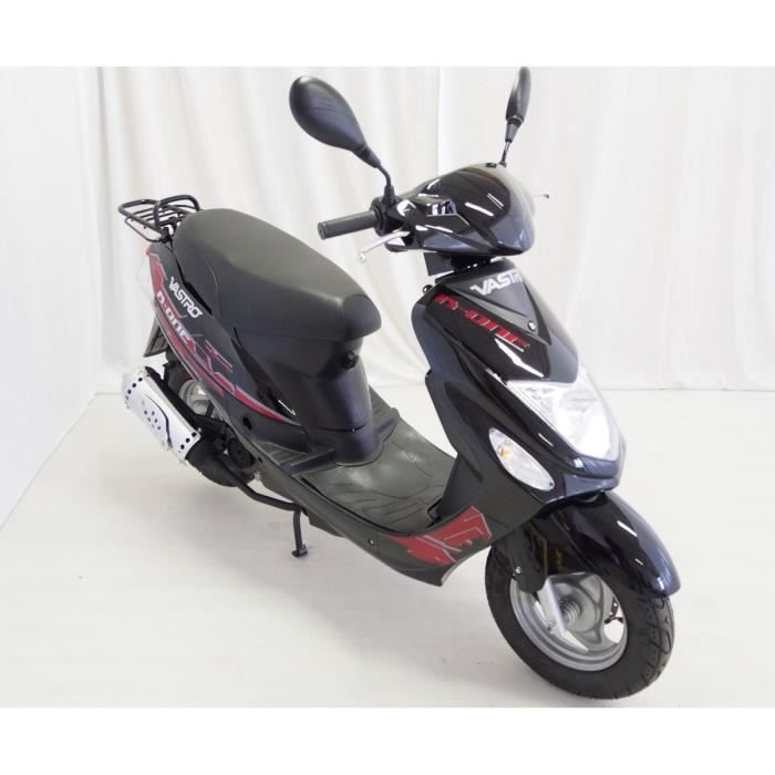 vastro 50 r one scooter 4 temps noir garantie 1 an achat vente scooter vastro 50 r one 4. Black Bedroom Furniture Sets. Home Design Ideas
